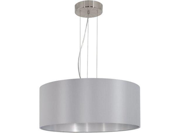 Ofertas de LAMPARA COLGANTE MASERLO EGLO E27 3X60W por $66690