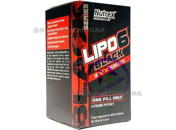 Ofertas de LIPO 6 BLACK NUTREX RESEARCH INC® por $23990