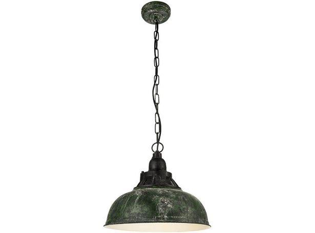 Ofertas de LAMPARA COLGANTE GRANTHAM 1 EGLO E27 1X60W por $98590