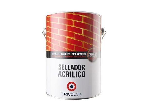 Ofertas de SELLADOR ACRÍLICO LADRILLO 1 GALÓN - TRICOLOR por $25990