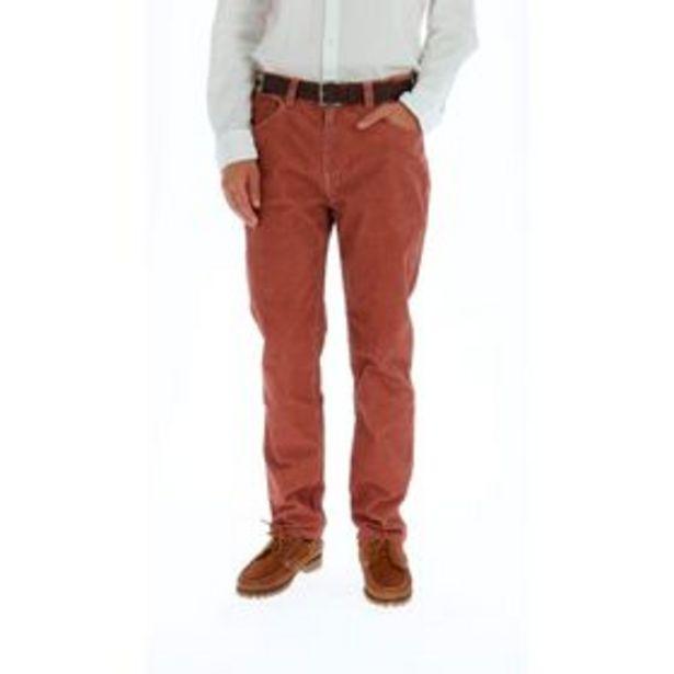 Ofertas de Pantalón Hombre Corduroy por $14990