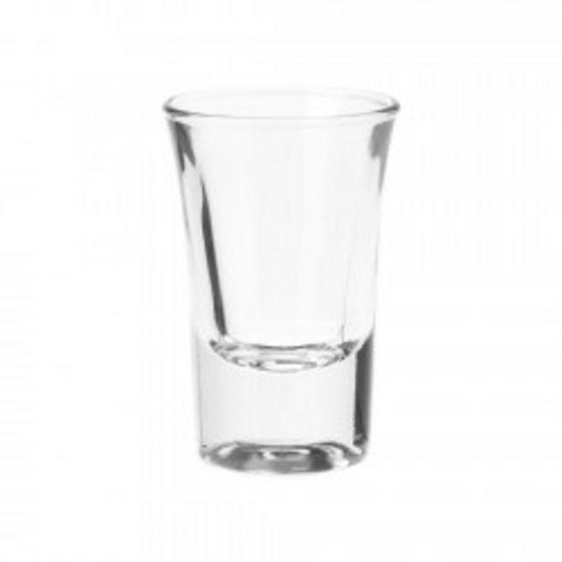 Ofertas de Vaso Licor 3.4cl Hot Shot Arcoroc por $940