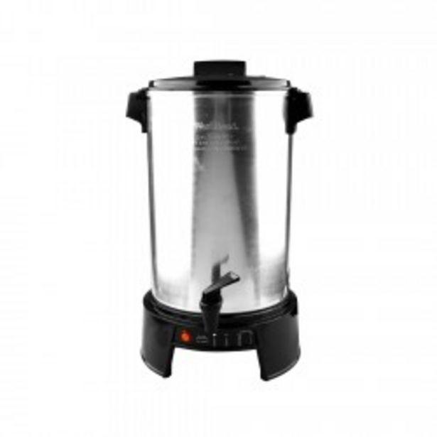 Ofertas de Cafetera Percolador 5.9lt 36Cup West Bend por $164990