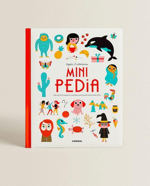 Ofertas de Libro Minipedia por $25990