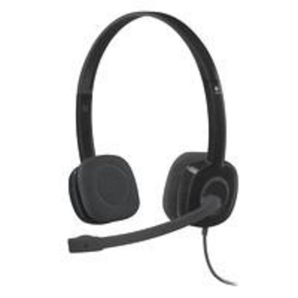 Ofertas de Audifono Stereo Headset H151 por $12290
