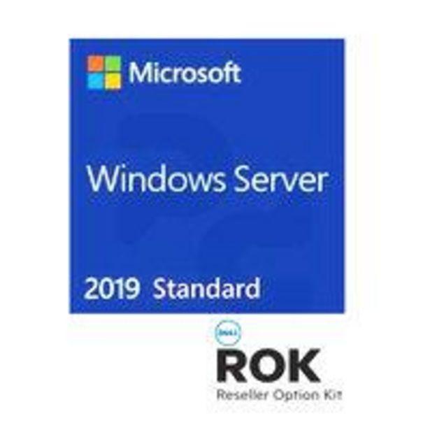 Ofertas de Windows Server 2019, Standard ROK DELL por $729990