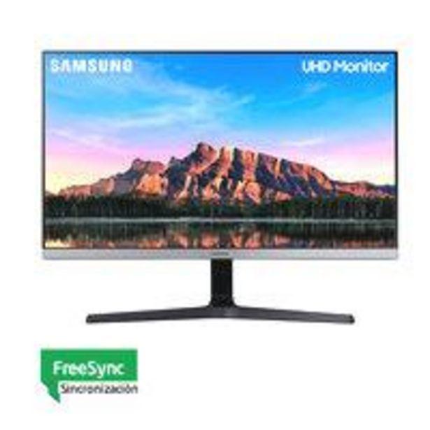 """Ofertas de Monitor 28"""" 4K LU28R550UQLXZS por $339990"""