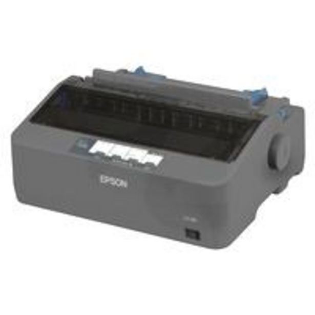 Ofertas de Impresora Matriz LX-350+ 9 pines c/angosto por $199990