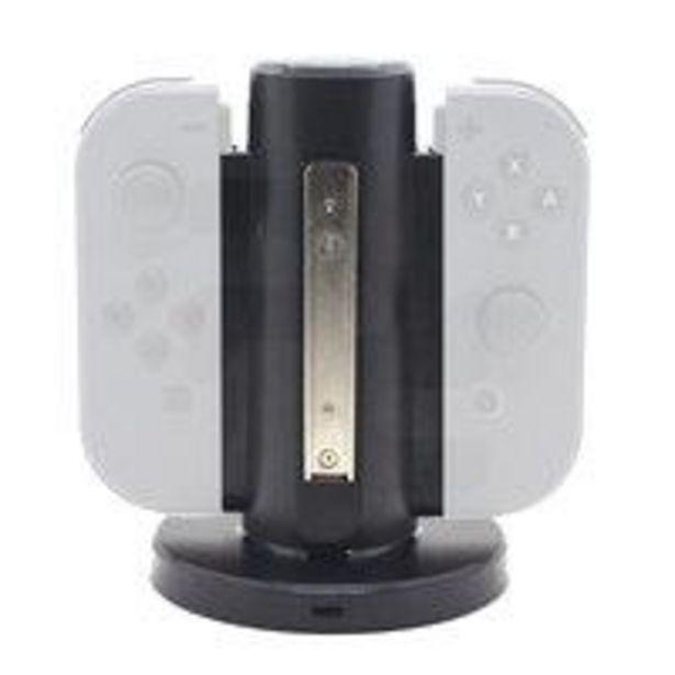 Ofertas de Cargador Joy Con 4 en 1 Nintendo Switch por $9490