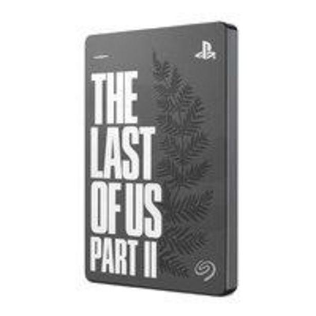 "Ofertas de Disco Externo 2TB 2.5"" para PS4 The Last Of Us 2 por $74990"