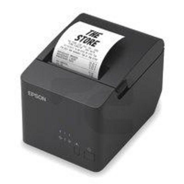 Ofertas de LIQ - Impresora POS Térmica TM-T20IIIL-002 Ethernet por $81990