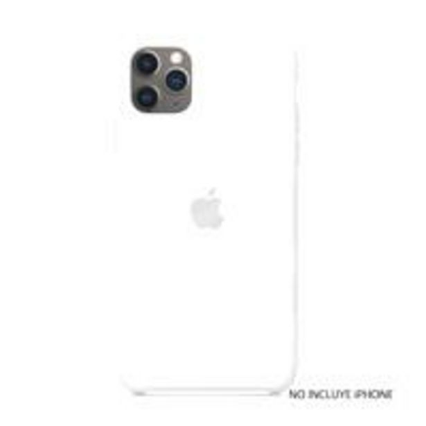 Ofertas de IPhone 11 Pro Max Silicone Case - White por $33190