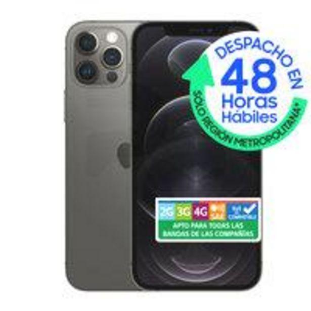 Ofertas de IPhone 12 Pro Max 128GB Grafito por $1099990