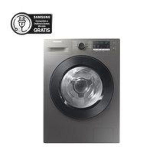 Ofertas de Lavadora/Secadora de 9.5/6 kg con Eco Bubble, WD95T4046CX/ZS por $389990