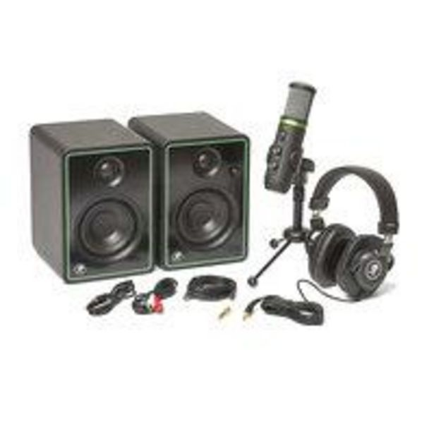 Ofertas de Set Home Studio Creator Monitores+Micrófono+Audífonos por $289990