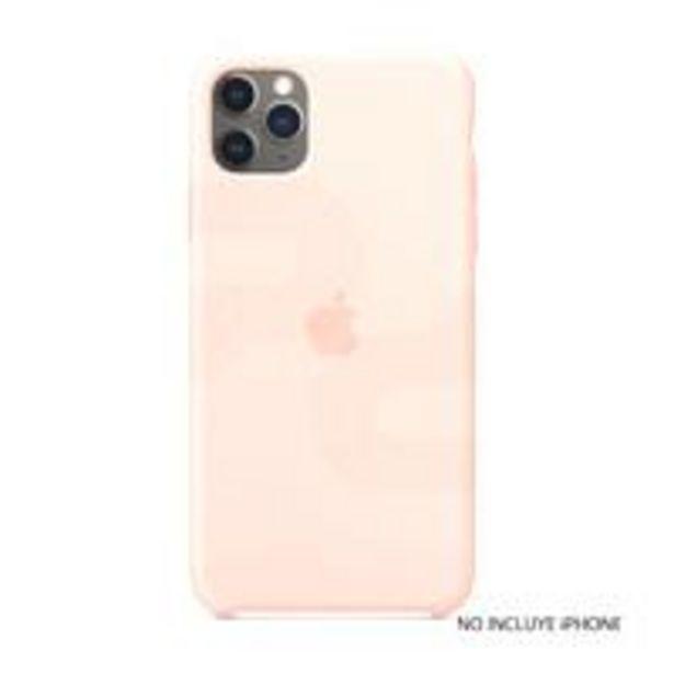 Ofertas de IPhone 11 Pro Max Silicone Case - Pink Sand por $33190