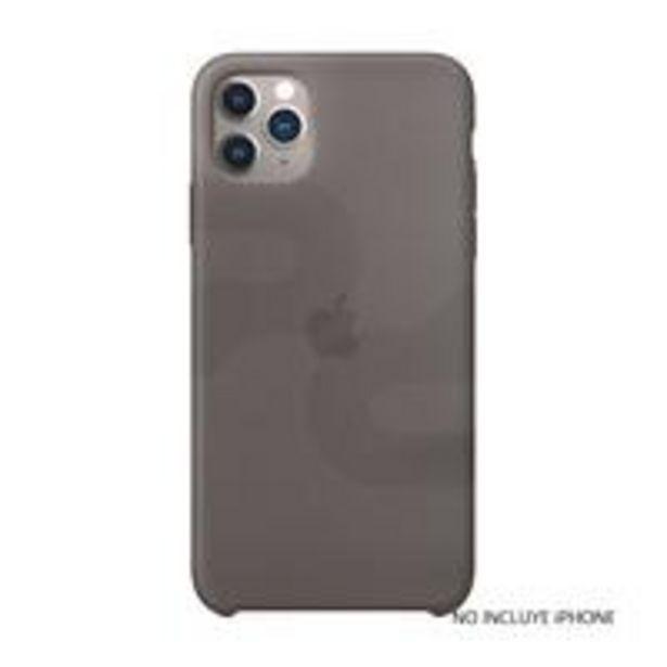Ofertas de IPhone 11 Pro Max Silicone Case - Black por $33190