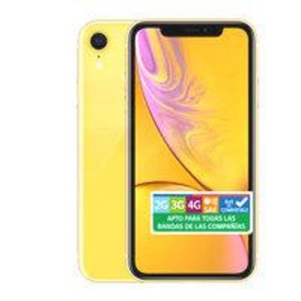 Ofertas de IPhone XR 64GB Amarillo por $439990