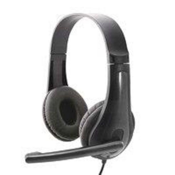 Ofertas de Audífono Stereo Metro 77 por $7990