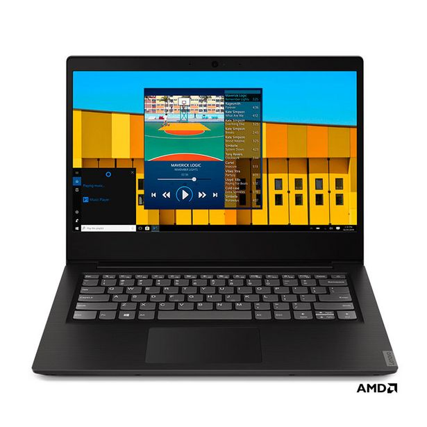"Ofertas de Notebook S145 AMD 3020e/4GB/500GB/14"" HD/Negro por $279990"