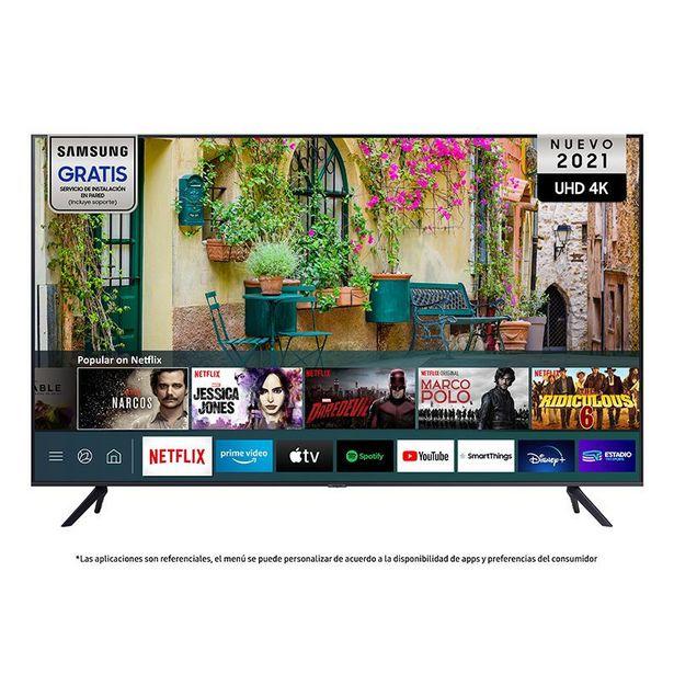 Ofertas de LED 65 4K Ultra HD Smart TV / AU7000 por $569990