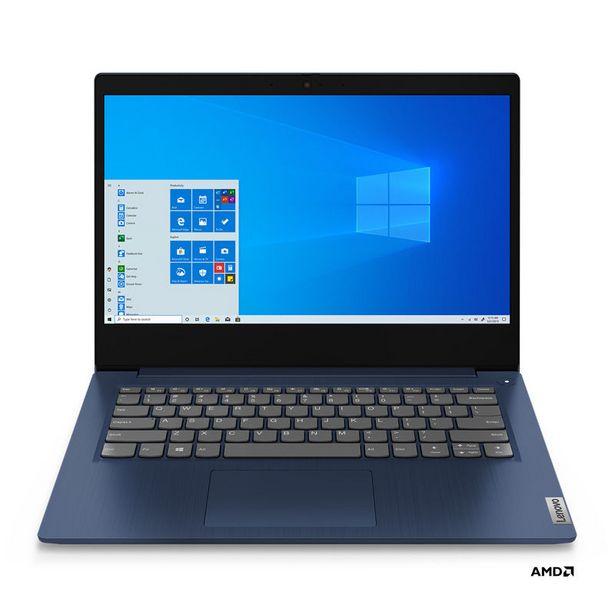 """Ofertas de Notebook IdeaPad 3 Athlon Silver 3050U 2.3Ghz / 8GB / 1TB /14""""HD por $349990"""