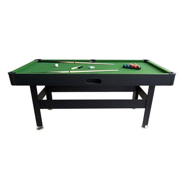 Ofertas de Mesa de Pool Verde con Accesorios por $259990