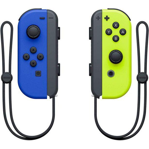 Ofertas de Joy-Con Nintendo Switch Blue / Yellow por $74990