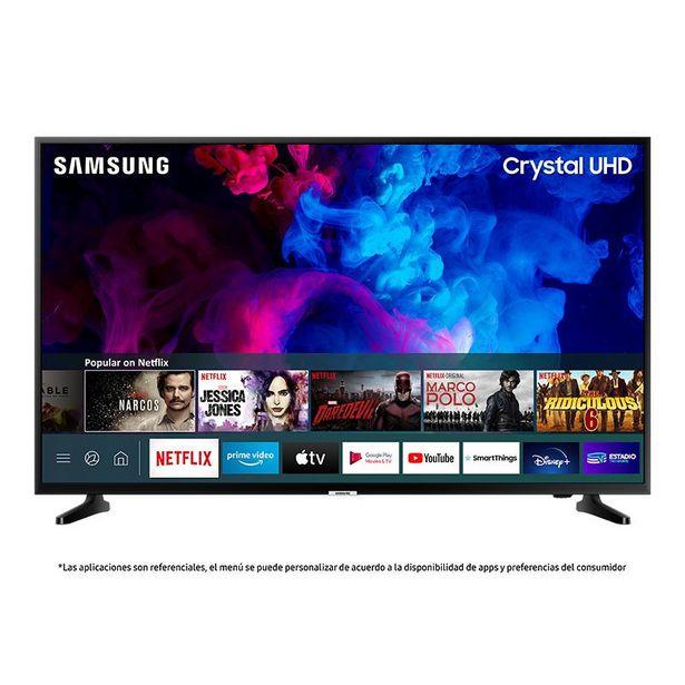 Ofertas de LED 43 Crystal UHD 4K Smart TV / TU7090 por $299990