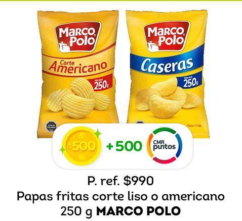 Ofertas de Papas fritas Marco Polo por