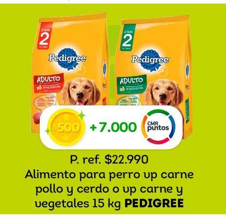 Ofertas de Comida para perros Pedigree 15 kg por