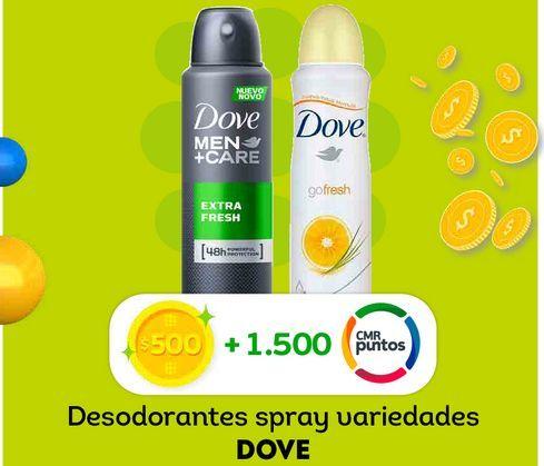 Ofertas de Desodorante Dove por