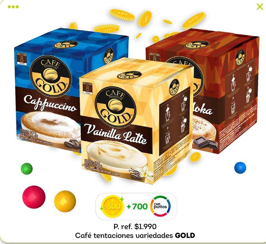 Ofertas de Café gold por