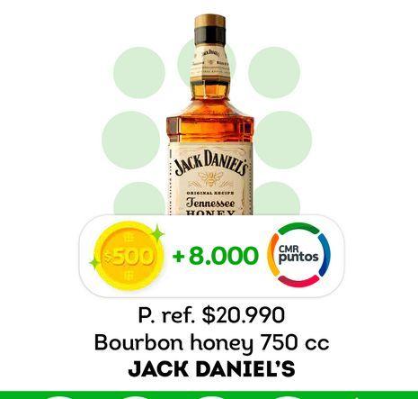 Ofertas de Bourbon Jack Daniels por
