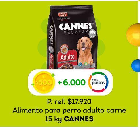 Ofertas de Comida para perros Cannes 15 kg por