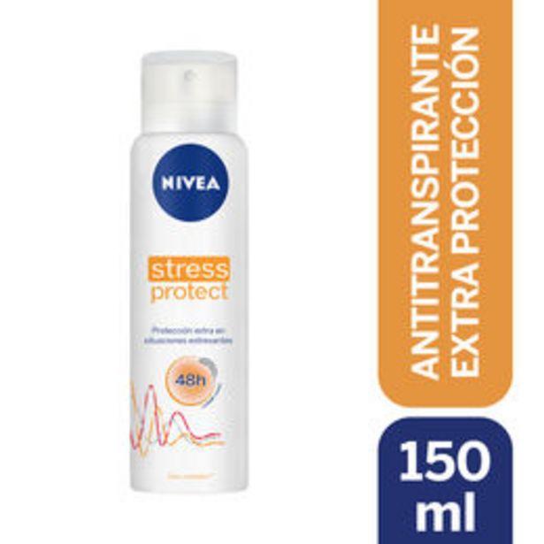 Ofertas de Desodorante Stress Protect Spray por $2890