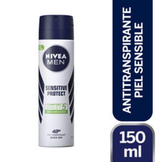 Ofertas de Desodorante en spray Sensitive Protect  por $2890
