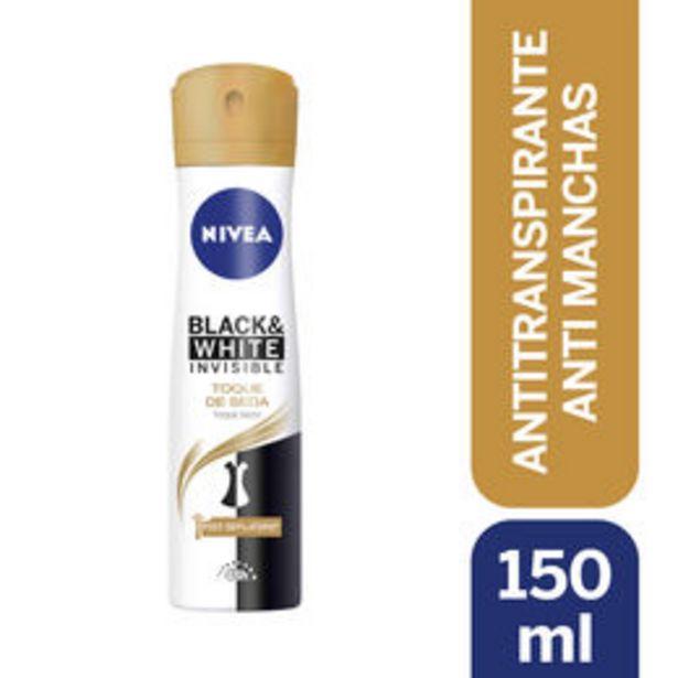 Ofertas de Desodorante Spray  Black & White Gold  por $2890