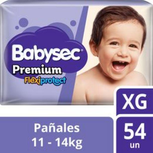 Ofertas de Babysec Premium Xg X54 por $13190