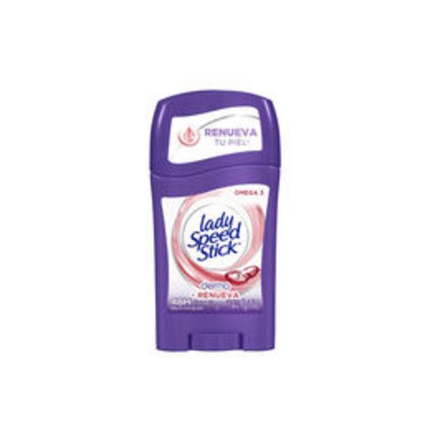 Ofertas de Desodorante En Barra Lady Speed Stick Derma Omega 3 45G por $3190