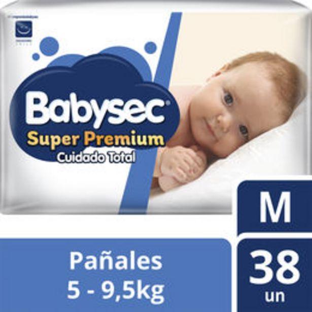 Ofertas de Pañales Super Premium Cuidado Total talla M de 38 unidades por $7790