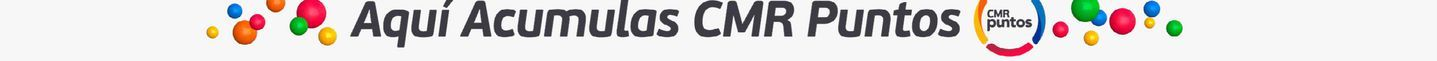 Ofertas de Aqui Acumulas CMR Puntos  por