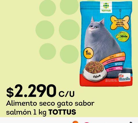 Ofertas de Alimento para animales Tottus por $2290