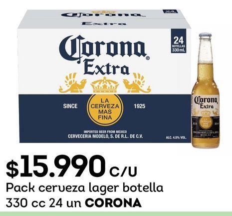 Ofertas de Cervezas Corona por $15990