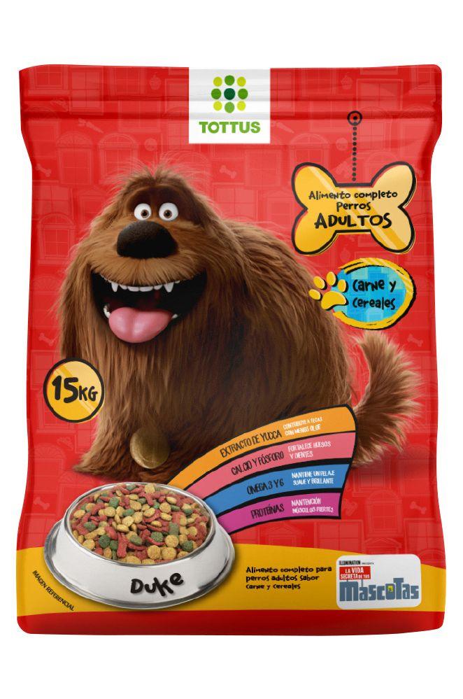 Ofertas de Alimento perro adulto carne y cereales 15kg por $14990