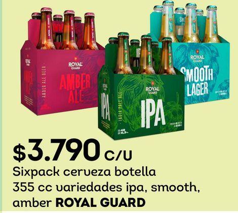 Ofertas de Cervezas Royal por $3790