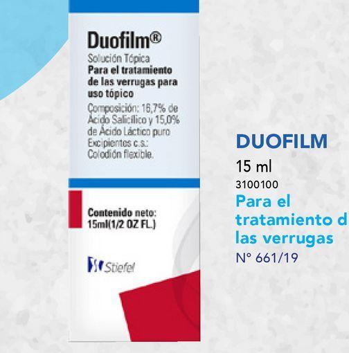 Ofertas de DUOFILM LOC.X15ml por