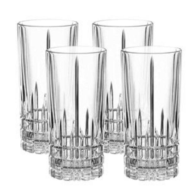 Ofertas de Set 4 Vaso Perfect Serve Longdrink Spiegelau por $27990